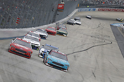 May 6, 2018 - Dover, Delaware, United States of America - David Ragan (38) battles for position during the AAA 400 Drive for Autism at Dover International Speedway in Dover, Delaware. (Credit Image: © Justin R. Noe Asp Inc/ASP via ZUMA Wire)