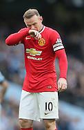 Manchester City's Manchester United's<br /> <br /> - Barclays Premier League - Manchester City vs Manchester Utd - Etihad Stadium - Manchester - England - 2nd November 2014  - Picture David Klein/Sportimage