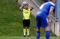 Liam Hogan. Halifax Town FC 0-1 Stockport County FC. Vanarama National League. The Shay Stadium. 1.5.21
