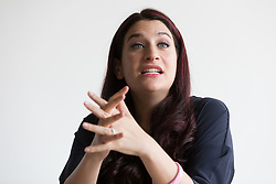 © Licensed to London News Pictures. 02/09/2018. London, UK.  Luciana Berger MP at the Jewish Labour Movement Conference 2018..  Photo credit: Vickie Flores/LNP