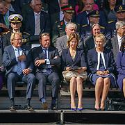 NLD/Den Haag/20180831 - Koninklijke Willems orde voor vlieger Roy de Ruiter, Khadija Arib