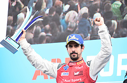 April 28, 2018 - Paris, France - Joie de Lucas di Grassi  (Credit Image: © Panoramic via ZUMA Press)