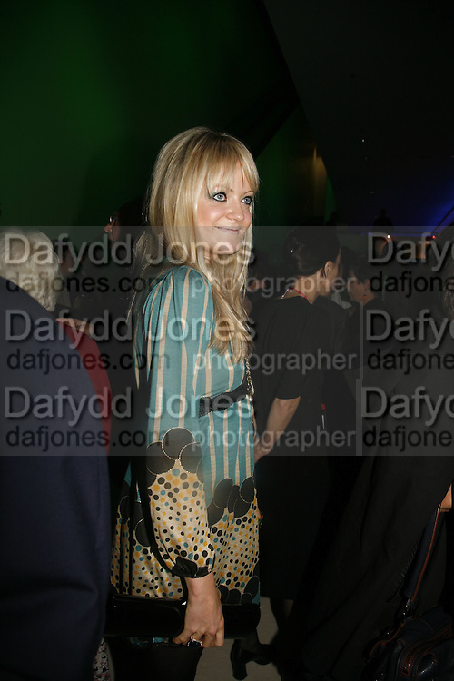Lady Eloise Anson, Burberry celebrates the opening of the Hockney exhibition and their 150th anniversary with a party at the National Portrait Gallery. 11 October 2006. -DO NOT ARCHIVE-© Copyright Photograph by Dafydd Jones 66 Stockwell Park Rd. London SW9 0DA Tel 020 7733 0108 www.dafjones.com