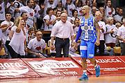 DESCRIZIONE : Campionato 2014/15 Serie A Beko Grissin Bon Reggio Emilia - Dinamo Banco di Sardegna Sassari Finale Playoff Gara7 Scudetto<br /> GIOCATORE : David Logan<br /> CATEGORIA : Ritratto Delusione<br /> SQUADRA : Dinamo Banco di Sardegna Sassari<br /> EVENTO : LegaBasket Serie A Beko 2014/2015<br /> GARA : Grissin Bon Reggio Emilia - Dinamo Banco di Sardegna Sassari Finale Playoff Gara7 Scudetto<br /> DATA : 26/06/2015<br /> SPORT : Pallacanestro <br /> AUTORE : Agenzia Ciamillo-Castoria/L.Canu
