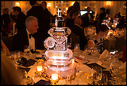The Old Russian New Year's Eve Gala. In aid of the Gift of Life foundation. Savoy Hotel, London. 13 January 2015.
