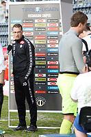 Fotball , 23. mai 2012, Tippeligaen Eliteserien , Sogndal - Sandnes Ulf<br /> Jonas Olsson, Nils Kenneth Udjus <br /> Foto: Christian Blom , Digitalsport