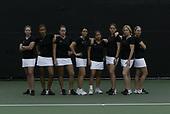 1/30/04 Women's Tennis Team Photo #2