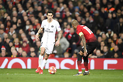 February 12, 2019 - Manchester, France - 11 ANGEL DI MARIA  (Credit Image: © Panoramic via ZUMA Press)