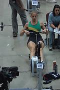 2005 British Indoor Rowing Championships, Sarah Winckless, National Indoor Arena, Birmingham, ENGLAND,    20.11.2005   [Mandatory Credit Peter Spurrier/ Intersport Images]