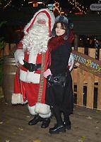 Helena Bonham Carter at the Hyde Park Winter Wonderland - VIP Launch at Hype Park, London, England