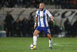 March 11, 2018 - Pacos Ferreira, Pacos Ferreira, Portugal - Porto's Portuguese midfielder Andre Andre in action during the Premier League 2017/18 match between Pacos Ferreira and FC Porto, at Mata Real Stadium in Pacos de Ferreira on March 11, 2018. (Credit Image: © Dpi/NurPhoto via ZUMA Press)