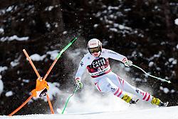 28.12.2017, Stelvio, Bormio, ITA, FIS Weltcup, Ski Alpin, Abfahrt, Herren, im Bild Markus Duerager (AUT) // Markus Duerager of Austria in action during mens Downhill of the FIS Ski Alpine Worldcup at the Stelvio course, Bormio, Italy on 2017/12/28. EXPA Pictures © 2012, PhotoCredit: EXPA/ Johann Groder