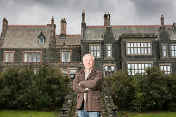 © London News Pictures. Pictured - The present owner of Lingholm David Seymour, who renovated the property.  Previously unseen pictures of Beatrix potter with her family have been unearthed during the purchase and restoration of the Lingholm Estate, the Potter family holiday home, where Beatrix potter drew inspiration for many of her most famous characters. Famous books such as Peter Rabbit and Squirrel Nutkin were inspired by the surroundings of the Cumbria estate, which is being opened to the public for the first time. Photo credit: Andrew McCaren/LNP WORDS AVAILABLE HERE http://tinyurl.com/oyb7url