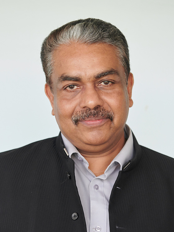 Dr. Mathews George Chunakara, the general secretary of the Christian Conference of Asia.