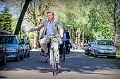Koning bezoekt buurtinitiatieven in eigen stadsdeel Haagse Hout