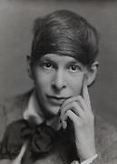 Alan Odle, artist, England, UK, 1916