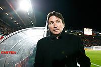 Fotball<br /> Nederland / Holland<br /> Foto: ProShots/Digitalsport<br /> NORWAY ONLY<br /> <br /> fc twente - heerenveen , 22-11-2008 eredivisie seizoen 2008-2009 , trond sollied druipt af
