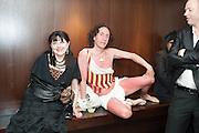 LINDA BEE; PHILIP SALLON, 2013 Bar and Club awerds. Intercontinental. London. 4 June 2013