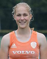 UTRECHT  -  Lauren van der Geld , selectie Nederlands Meisjes B, U16,  COPYRIGHT KOEN SUYK