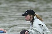 Hammersmith, London. 2002 University Boat Race, 26/3/2002, Tideway Week,<br /> <br /> <br /> Photo Peter Spurrier<br /> 27/03/2002<br /> 2002 Varsity Boat Race-Tideway week<br /> Oxford and Cambridge Veteran's Boat Race <br /> Wed morning Blue Boat training session 20020327 University Boat Race, [Varsity],  Tideway Week. Putney. London