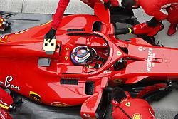 April 14, 2018 - Shanghai, China - Shanghai: Motorsports: Formula 1 2018 Heineken Chinese Grand Prix.Chinese Formula One Grand Prix Shanghai Circuit April 08, 2018 in Shanghai, China.#7 Kimi Raikkonen (FIN, Scuderia Ferrari) (Credit Image: © Hoch Zwei via ZUMA Wire)
