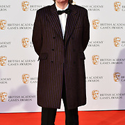 Ed Byrne Arrivers at the British Academy (BAFTA) Games Awards at Queen Elizabeth Hall, Southbank Centre  on 4 March 2019, London, UK.