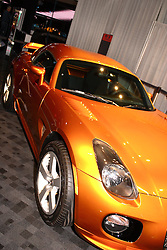 08 February 2007: 2007 Pontiac Solstice Weekend Racer concept vehicle. The Chicago Auto Show is a charity event of the Chicago Automobile Trade Association (CATA) and is held annually at McCormick Place in Chicago Illinois.