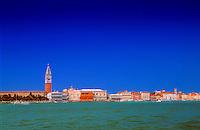 Venice, Italy (view from Isola della Giudecca)