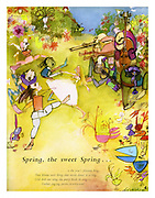 Spring, the sweet Spring