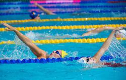 August 2, 2018 - Glasgow, UNITED KINGDOM - 180802 Adam Paulsson of Sweden at a swimming practice session during the European Championships on August 2, 2018 in Glasgow..Photo: Joel Marklund / BILDBYRN / kod JM / 87764 (Credit Image: © Joel Marklund/Bildbyran via ZUMA Press)