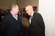 MICHAEL HOPPEN, PHILIPPE GARNER, , Only Human: Martin Parr, National Portrait Gallery.London. 4 March 2019
