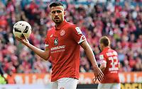 Danny Latza (Mainz)<br /> Mainz, 04.03.2017, Fussball Bundesliga, 1. FSV Mainz 05 - VfL Wolfsburg 1:1<br /> Norway only