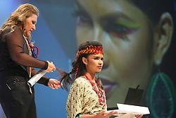 Apresentação da Wella durante a HAIR BRASIL 2010 - 9 ª Feira Internacional de Beleza, Cabelos e Estética, que acontece de 27 à 30 de março no Expocenter Norte, em São Paulo. FOTO: Jefferson Bernardes/Preview.com