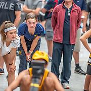 10:28 AM- Grassroots Trust #10 Heat 2- Men?s 2000m U15<br /> <br /> NZ Indoor Champs, raced at Avanti Drome, Cambridge, New Zealand, Saturday 23rd November 2019 © Copyright Steve McArthur / @rowingcelebration www.rowingcelebration.com