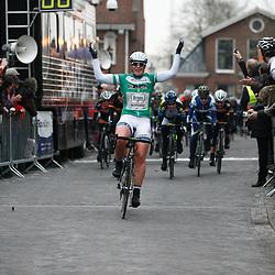 Energieswacht Tour stage 4 Appingedam Kirsten Wild wins