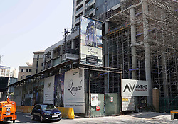 SOUTH AFRICA - Johannesburg Stock pictures.Aveng construction building.Pictures by Simphiwe Mbokazi/African News Agency/ANA