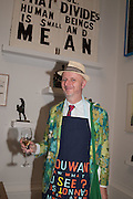 BOB AND ROBERTA SMITH, Royal Academy Summer exhibition party. Piccadilly. 7 June 2016