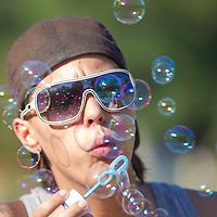Soap Bubble Days