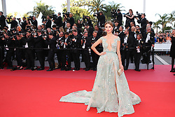 Victoria Bonya attending the screening of Everybody Knows (Todos Lo Saben) opening the 71st annual Cannes Film Festival at Palais des Festivals on May 8, 2018 in Cannes, France. Photo by Shootpix/ABACAPRESS.COM of 'Everybody Knows (Todos Lo Saben)' and the opening gala during the 71st annual Cannes Film Festival at Palais des Festivals on May 8, 2018 in Cannes, France.