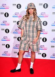 Rita Ora attending BBC Radio 1's Teen Awards, at the SSE Arena, Wembley, London.