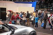 ESPNChicago ESPN1000 at the 2016 Chicago Auto Show by Chicago Sports Photographer Chris W. Pestel