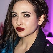 "NLD/Oostzaan/20150202 - Jennifer Hoeve ""Big Hair is an Addiction"", Christina Curry"