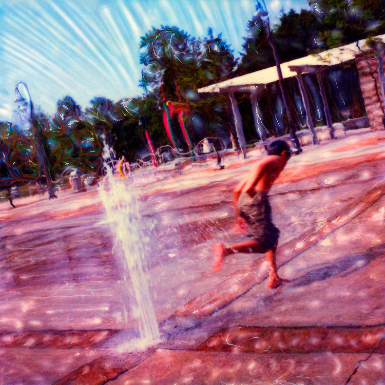 River Forks Water Park, London Ontario