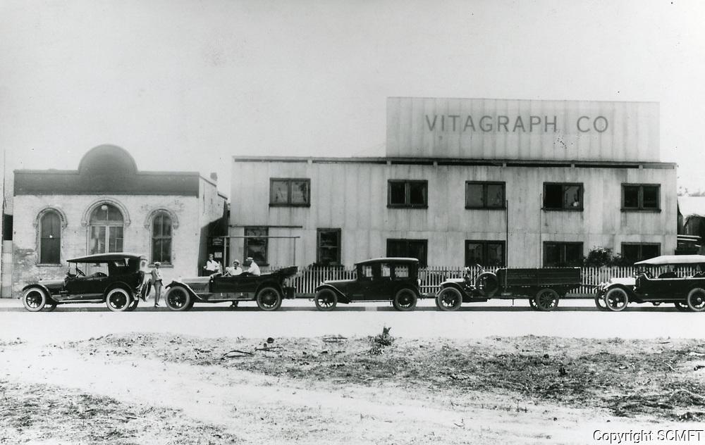1914 Vitagraph Studio in Santa Monica, CA
