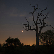 Blood Moon in South Africa.