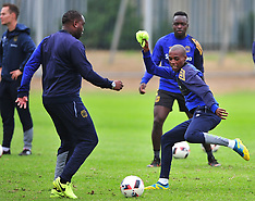 Cape Town City Training session - 29 March 2018