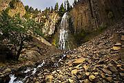Pallisade Falls near Bozeman Montana