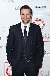 Tom Bennett arriving at the London Film Critics Circle Awards 2017, the May Fair Hotel, London.<br /> <br /> Photo credit should read: Doug Peters/EMPICS Entertainment