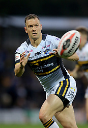 Leeds Rhinos Danny McGuire during the Ladbrokes Challenge Cup, quarter-final match at Headingley Carnegie Stadium, Leeds. PRESS ASSOCIATION Photo. Picture date: Friday June 16, 2017. See PA story RUGBYL Leeds. Photo credit should read: Richard Sellers/PA Wire. RESTRICTIONS: Editorial use only. No commercial use. No false commercial association. No video emulation. No manipulation of images.