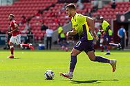 Exeter City's Randell Williams (11) during the EFL Cup match between Bristol City and Exeter City at Ashton Gate, Bristol, England on 5 September 2020.